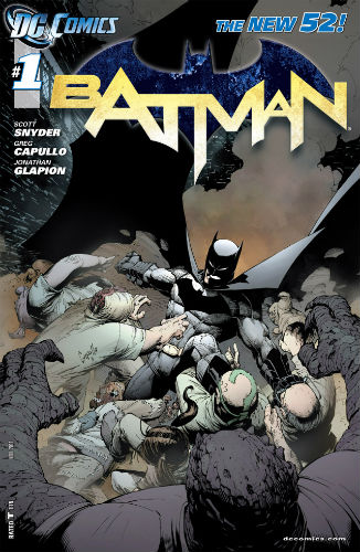 DC Batman 1 New 52