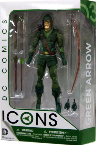 DC Comics Icons Series 1 Green Arrow