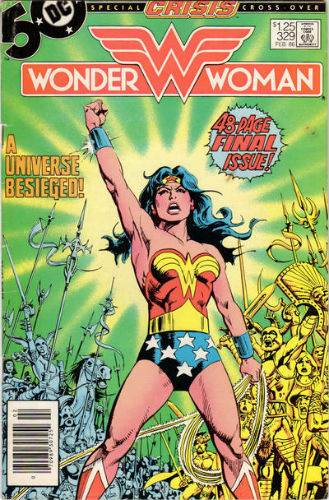 DC Comics Wonder Woman 300