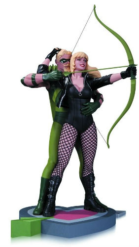 DC Direct Green Arrow Statue