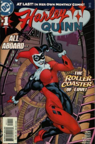 Harley Quinn Comics Guide and History 3