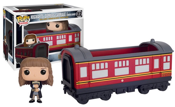 Funko Pop Harry Potter Rides Hogwarts Express Carriage Hermione Granger
