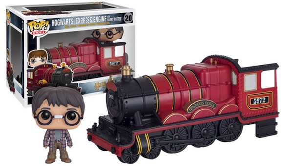 Funko Pop Harry Potter Rides Hogwarts Express Engine Harry