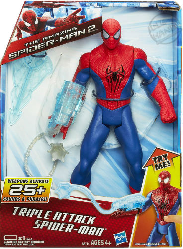 Hasbro Amazing Spider Man Action Figure