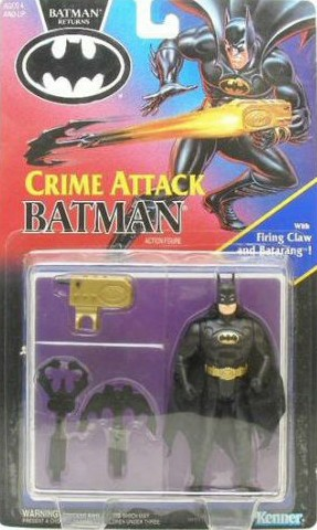 Kenner Batman Action Figure