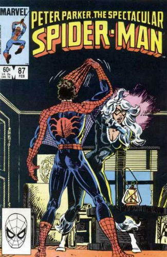 Marvel Spectacular Spider-Man 87