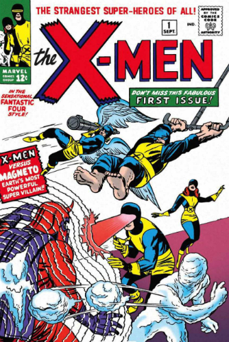 Marvel X-Men 1