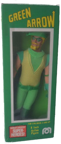 Mego Toys DC Comics Green Arrow Action Figure