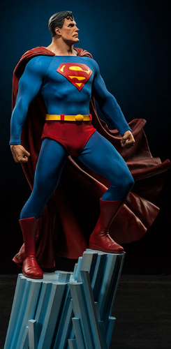 sideshow Superman Statue