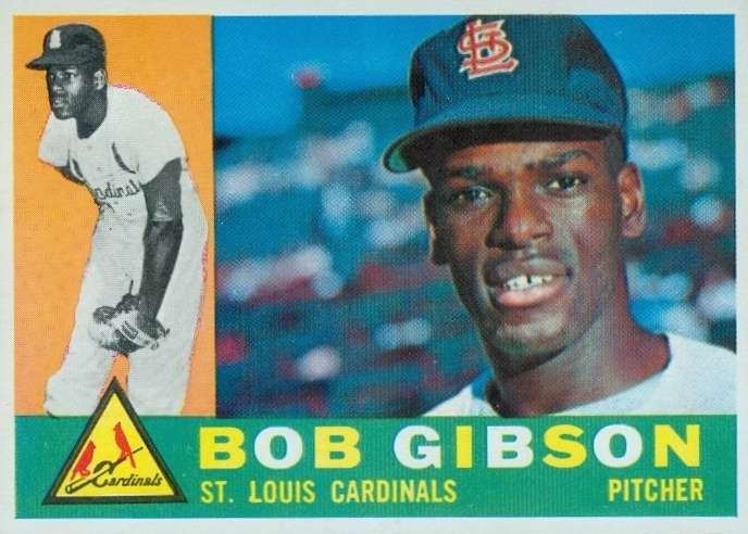 Top 10 Vintage Baseball Card Singles of 1960 6