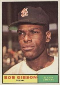 Top 10 Bob Gibson Baseball Cards 8