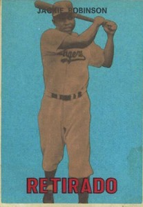 Top 12 Most Amazing Jackie Robinson Vintage Cards 12