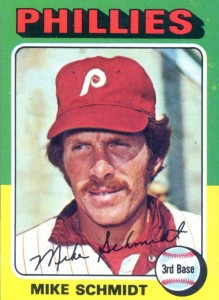 Top 10 Mike Schmidt Baseball Cards 7