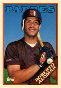 Top 10 Roberto Alomar Baseball Cards 6