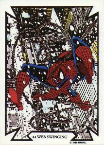 Spider-Man Trading Cards Guide and History 1