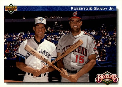 Top 10 Roberto Alomar Baseball Cards 1