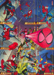 1994 Fleer Amazing Spider-Man Trading Cards