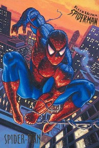 Spider-Man Trading Cards Guide and History 8