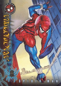 1996 Fleer Ultimate Evil Spider-Man Trading Cards