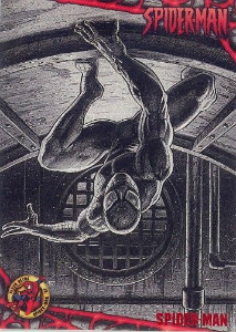 Spider-Man Trading Cards Guide and History 10