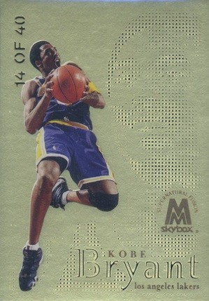 Top 24 Kobe Bryant Cards of All-Time 21