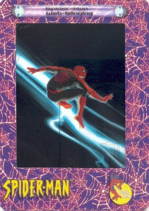 Spider-Man Trading Cards Guide and History 11