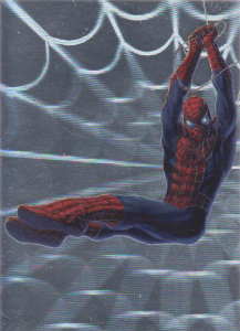 2002 Topps Spider-Man Trading Cards Hologram