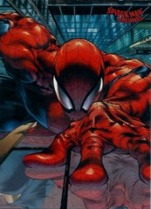 2009 Rittenhouse Spider-Man Trading Cards Archives