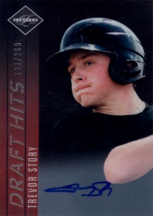 Trevor Story Rookie Cards and Key Prospect Guide 13