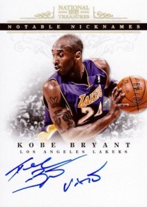 All Hail the Black Mamba! Top 24 Kobe Bryant Cards of All-Time 40