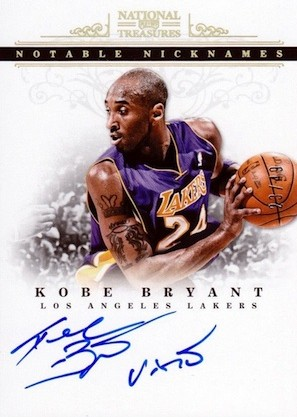 Top 24 Kobe Bryant Cards of All-Time 30