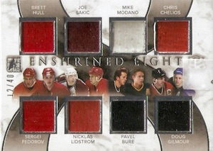 2015-16 Leaf ITG Enshrined Hockey 8
