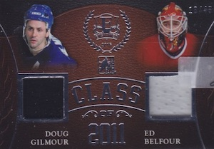 2015-16 Leaf ITG Enshrined Hockey Class of