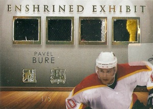 2015-16 Leaf ITG Enshrined Hockey Exhibit