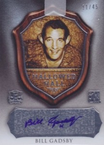 2015-16 Leaf ITG Enshrined Hockey Hallowed Hall