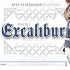 2015-16 Panini Excalibur Basketball Cards