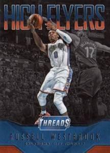2015-16 Panini Threads Basketball High Flyers