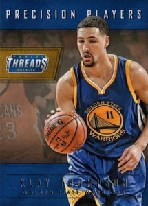 2015-16 Panini Threads Basketball Precision Players