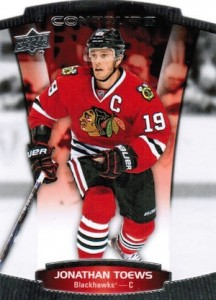 2015-16 Upper Deck Contours Hockey Base Toews