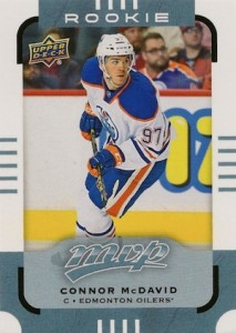2015-16 Upper Deck MVP Rookie Redemptions Connor McDavid #278