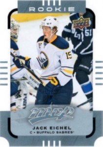 2015-16 Upper Deck MVP Rookie Redemptions Jack Eichel #252