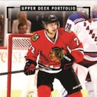 2015-16 Upper Deck Portfolio Hockey Cards