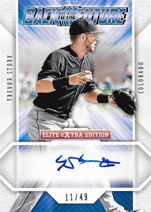 Trevor Story Rookie Cards and Key Prospect Guide 2