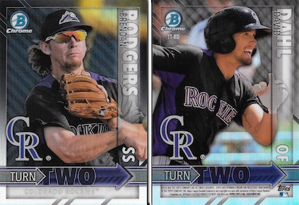 2016 Bowman Baseball Cards 36