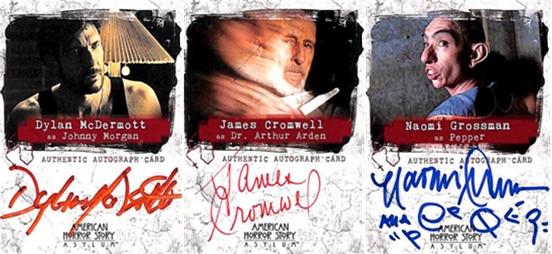 2016 Breygent American Horror Story Asylum Trading Cards 3