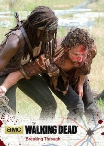 2016 Cryptozoic Walking Dead Season 4 Part 1