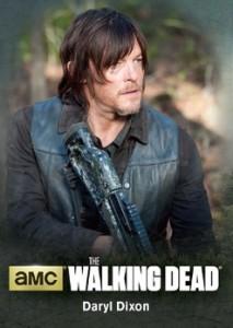 2016 Cryptozoic Walking Dead Season 4 Part 1 Characters