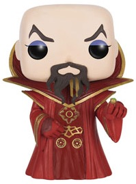 2016 Funko Pop Flash Gordon Vinyl Figures 310 Ming the Merciless 1