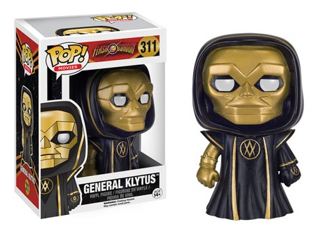 2016 Funko Pop Flash Gordon Vinyl Figures 311 General Klytus