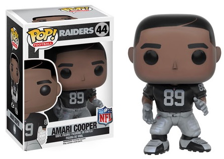 2016 Funko Pop NFL Series 3 Vinyl Figures Guide and Gallery 26